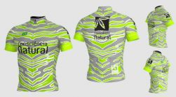 Camisa de Ciclismo Tour v